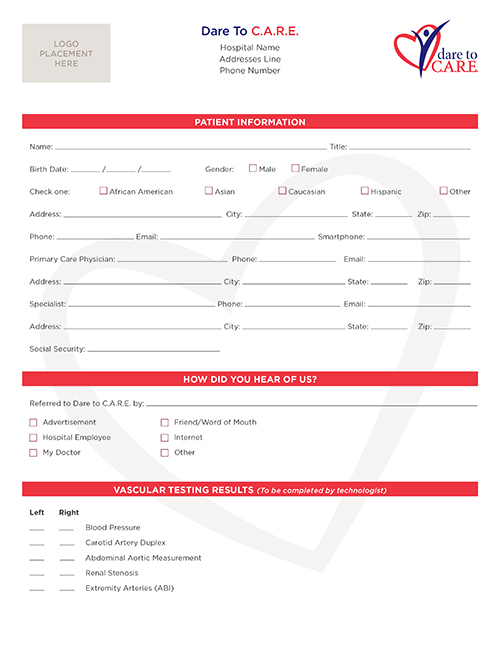 3i Patient Intake Form (Long) DTC0069-PAT_500px_front