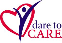 Dare to C.A.R.E. Logo: Digital Use